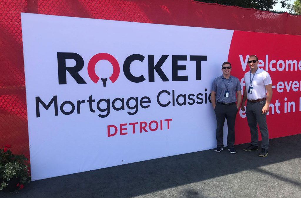 PGA TOUR – Rocket Mortgage Classic: Detroit's First Ever PGA event